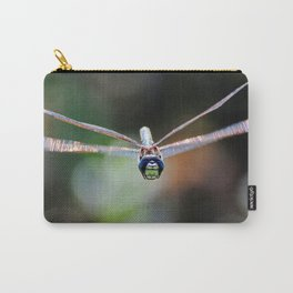 Dragonfly Up Close and Personal (shirt) Carry-All Pouch
