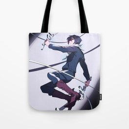 Blessed Regalia Tote Bag