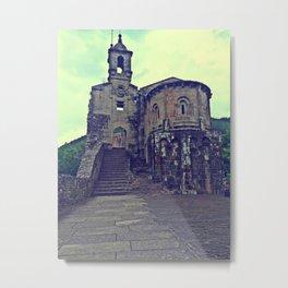 A Capela 3 Metal Print
