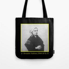 Billard Perrin - Portrait of Bernadette Soubirous Tote Bag