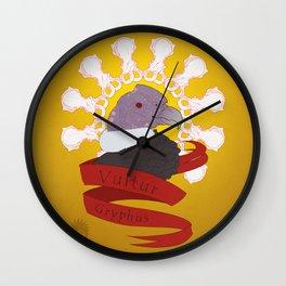 Andean Condor Wall Clock