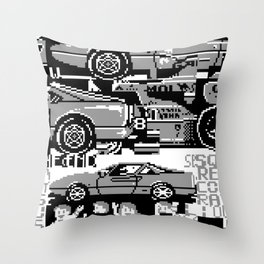 Untitled-12 (2014) Throw Pillow