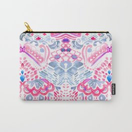 Bohemian Quartz Carry-All Pouch