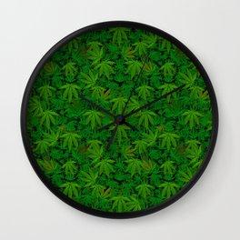 Pot Infinity Tile Wall Clock