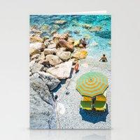 umbrella Stationery Cards featuring Umbrella by Halina  Jasińska photography