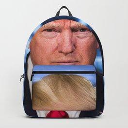 Portrait of President Donald J. Trump Backpack