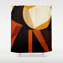 Jaburu (Jabiru) Shower Curtain