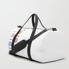 Music is devotion Duffle Bag