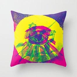This Guiding Light Throw Pillow