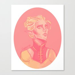 Orana Canvas Print
