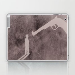 The Belly of the Beast Laptop & iPad Skin