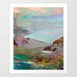 Untitled 20120206s (Landscape) Art Print