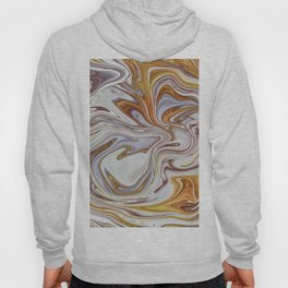 Marmalade Marble - Gold Hoody