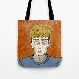 I am a PDS sufferer Tote Bag
