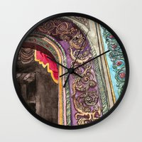 stage left Wall Clock