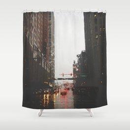 Griswold St - Detroit, MI Shower Curtain
