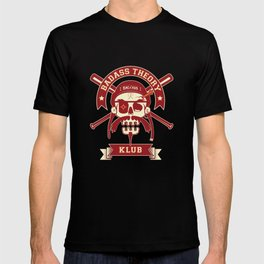 Badass Theory Klub T-shirt