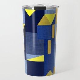 Blue Klee houses Travel Mug
