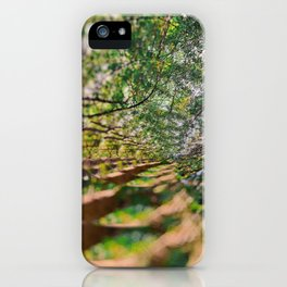 iterations iii iPhone Case