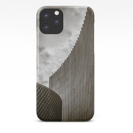 Texturized Brutalism iPhone Case