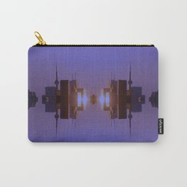 Skyline Symmetry in Toronto, Ontario  Carry-All Pouch