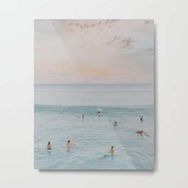 float xix Metal Print