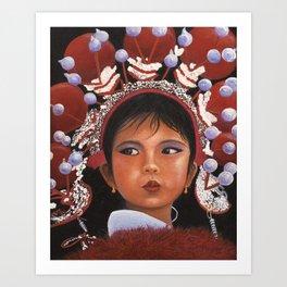 Children of the World III Art Print