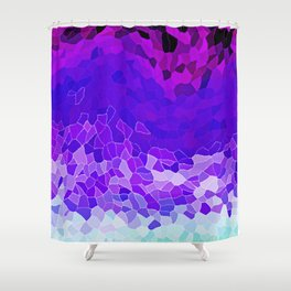 INVITE TO LILAC Shower Curtain