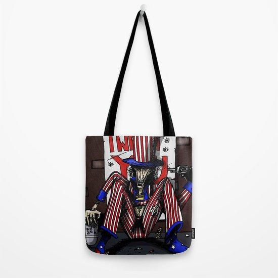 Uncle Sammy Tote Bag