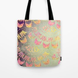 Boheme Pop Tote Bag