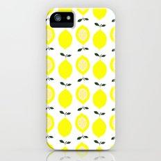 LEMONS  Slim Case iPhone (5, 5s)