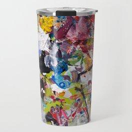 Artist palette Travel Mug