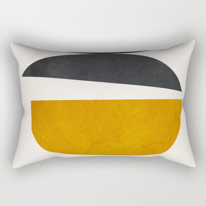 abstract minimal 23 Rectangular Pillow