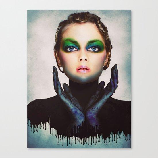 The Girl 6 Canvas Print