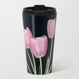 Pink Tulip Still-Life Travel Mug