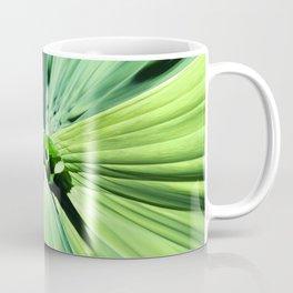 416 - Abstract Plant Design Coffee Mug