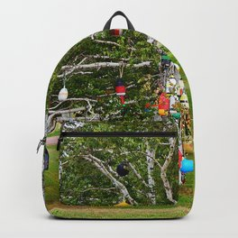 Buoy Tree of Point Prim Backpack