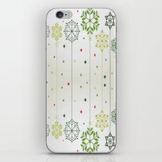 Holidays Deco iPhone & iPod Skin