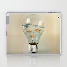 IDEAS AND GOLDFISH 03 Laptop & iPad Skin