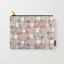 Boobylicious Carry-All Pouch