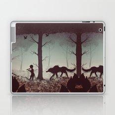 Wolf Parade Laptop & iPad Skin