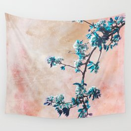 FIRST SPRING Wall Tapestry