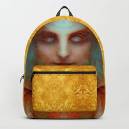 The Gold Chimera Backpack