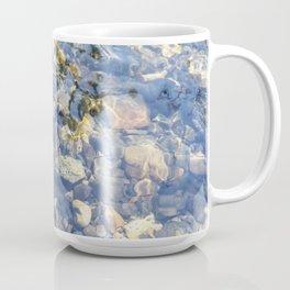 Underwater Mountain River Rocks Coffee Mug