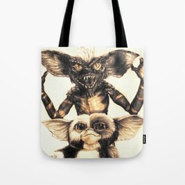 Gizmo by Aaron Bir Tote Bag