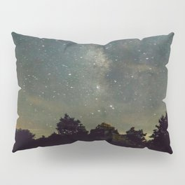 Galactic Impressions from the Outer Banks Pillow Sham
