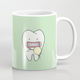 Spandex Molar Moe Coffee Mug
