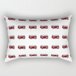 Vintage Van Rectangular Pillow