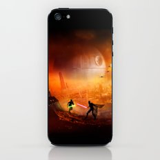 STAR . WARS iPhone & iPod Skin