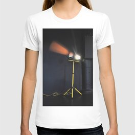 Garage Lights on Stage T-shirt